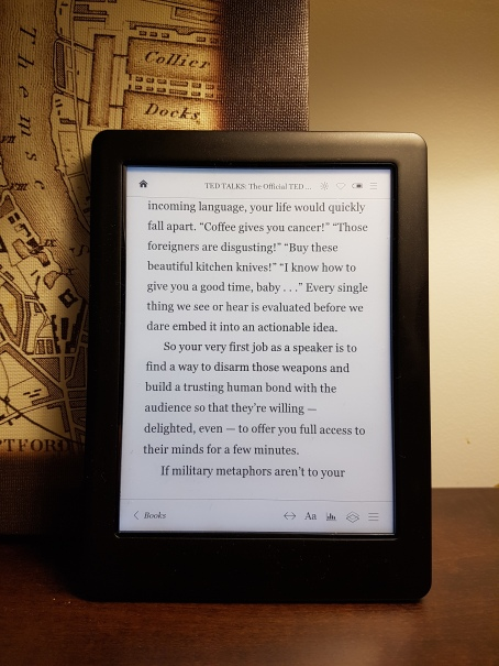 Review Kobo Glo HD