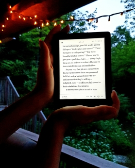 Review Kobo Glo HD Night Time