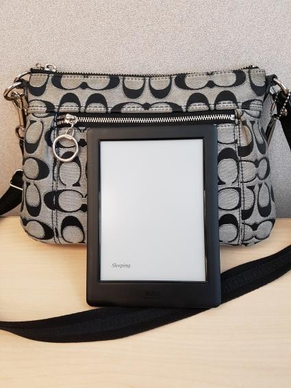 Review Kobo Glo HD Portability