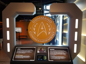 Star Trek The Starfleet Academy Experience at the CASM Command