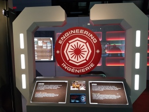 Star Trek The Starfleet Academy Experience at the CASM Engineering