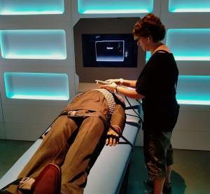 Star Trek The Starfleet Academy Experience at the CASM Medical Tricorder