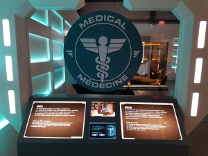 Star Trek The Starfleet Academy Experience at the CASM Medical
