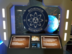 Star Trek The Starfleet Academy Experience at the CASM Science