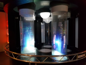 Star Trek The Starfleet Academy Experience at the CASM Transporter