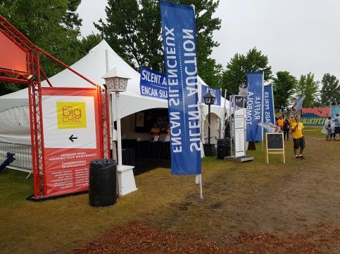 Ottawa RBC Bluesfest: The Fort