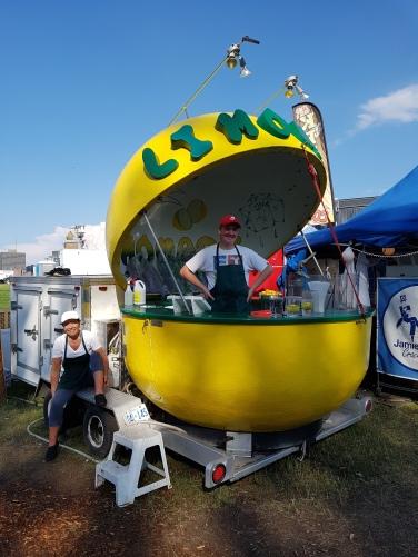 Ottawa RBC Bluesfest: Lemonade Stand
