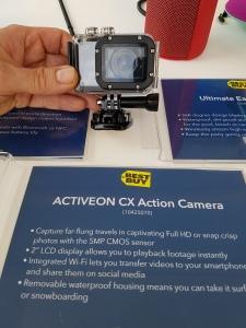 Ottawa RBC Bluesfest: ACTIVEON CX Action Camera