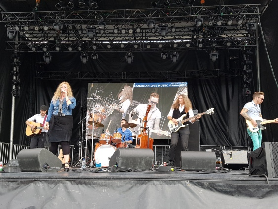 Ottawa RBC Bluesfest: Lindsay Ferguson