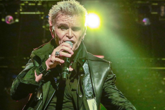 Ottawa RBC Bluesfest - Opening Night With Billy Idol, Joe Jackson & More!
