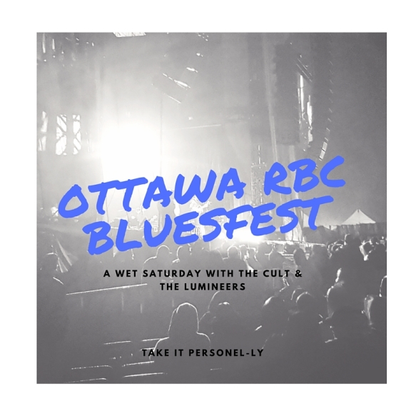 Ottawa RBC Bluesfest: A Wet Saturday with The Cult & The Lumineers