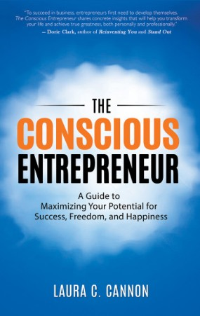The Conscious Entrepreneur Book Cover