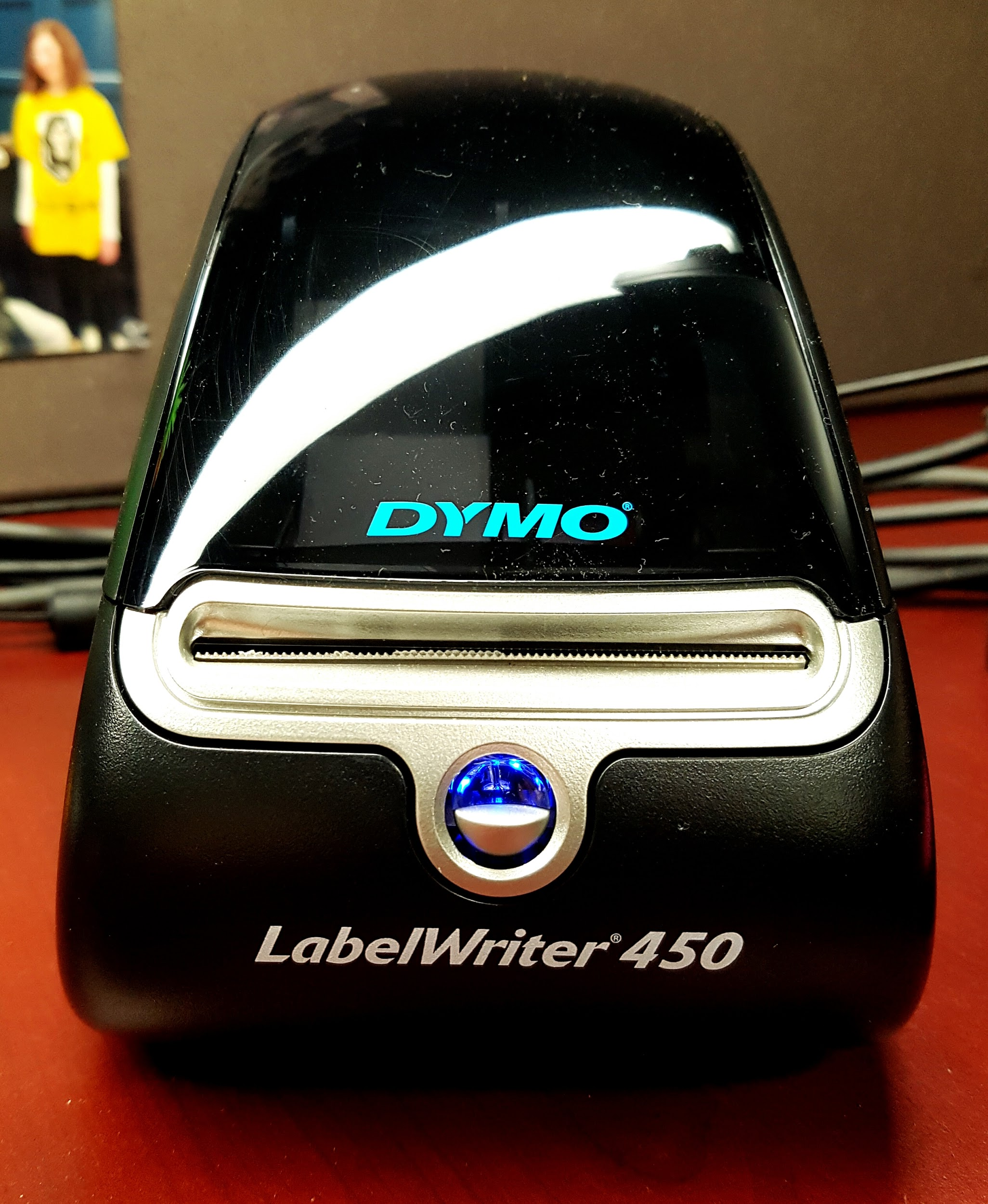 Sponsored Post: The DYMO® LabelWriter™ 450 Bundle From Staples