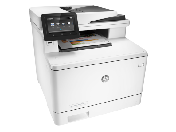 Holiday Giveaway - HP Color LaserJet MFP M477fdw Printer