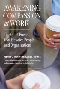 Awakening Compassion At Work Book Cover