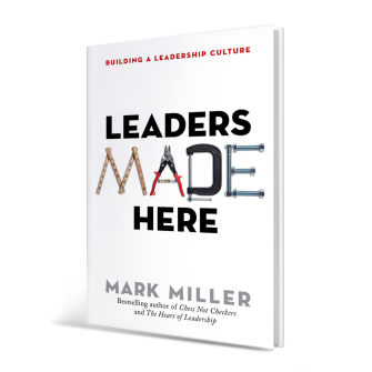 Leaders Made Here Book Cover