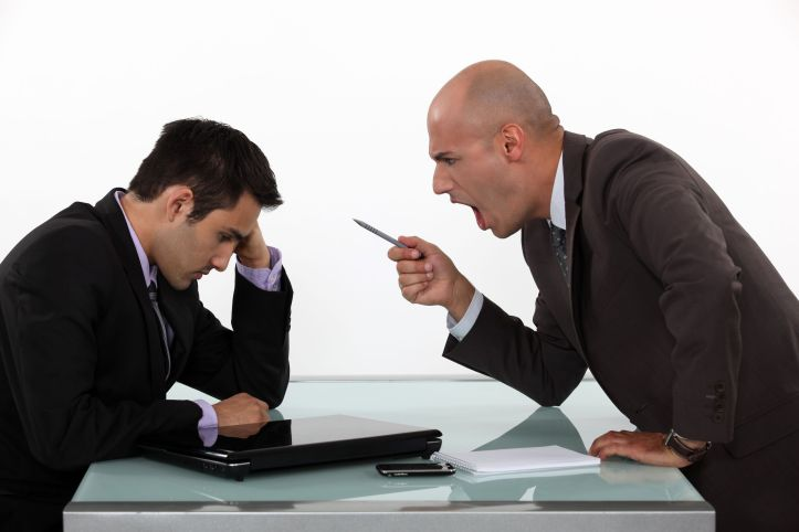 Guest Post: Mad About A Mistake At Work? Try This.