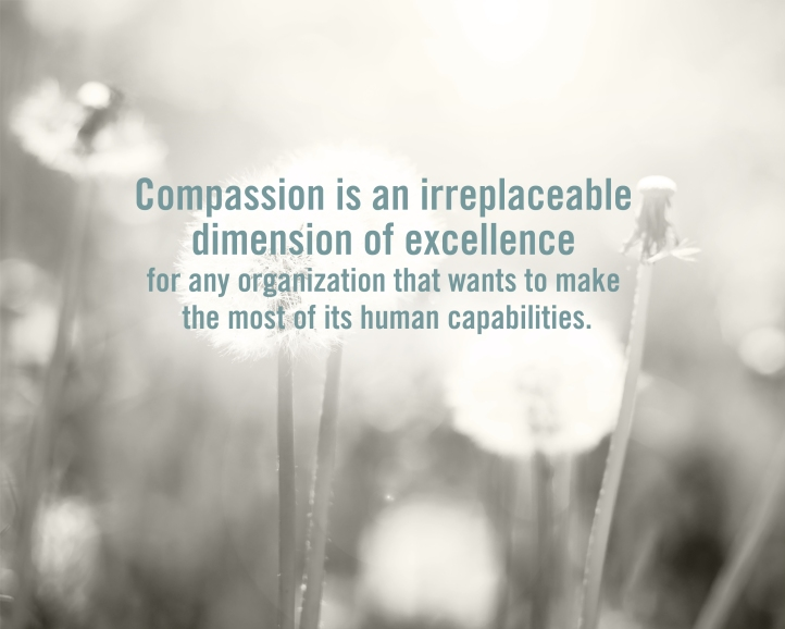 Awakening Compassion At Work Quote