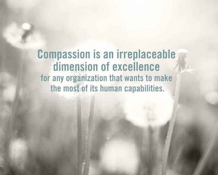 Awakening Compassion At Work Quote