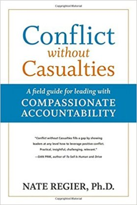 Conflict without Casualties Book Cover