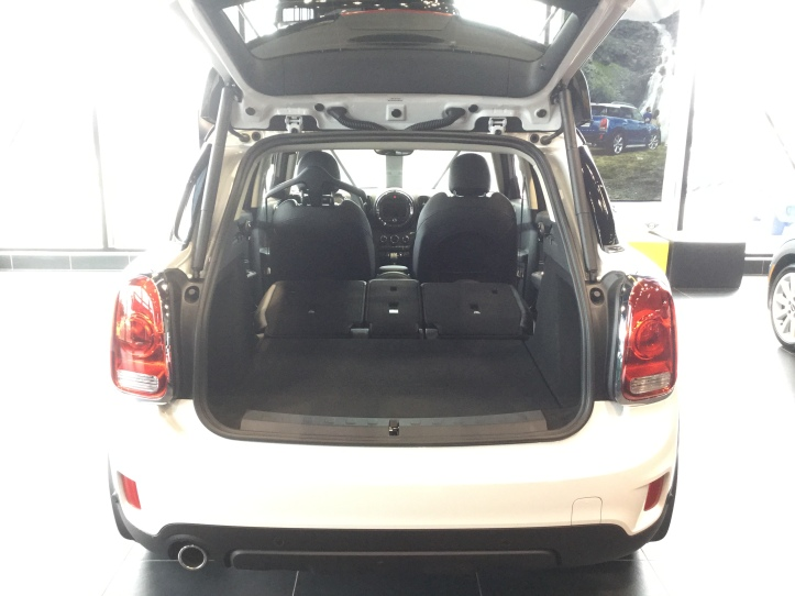 MINI Countryman Trunk