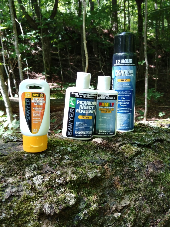 Sawyer Products: Outdoor Protection and Survival when Hiking, Camping and Canoeing