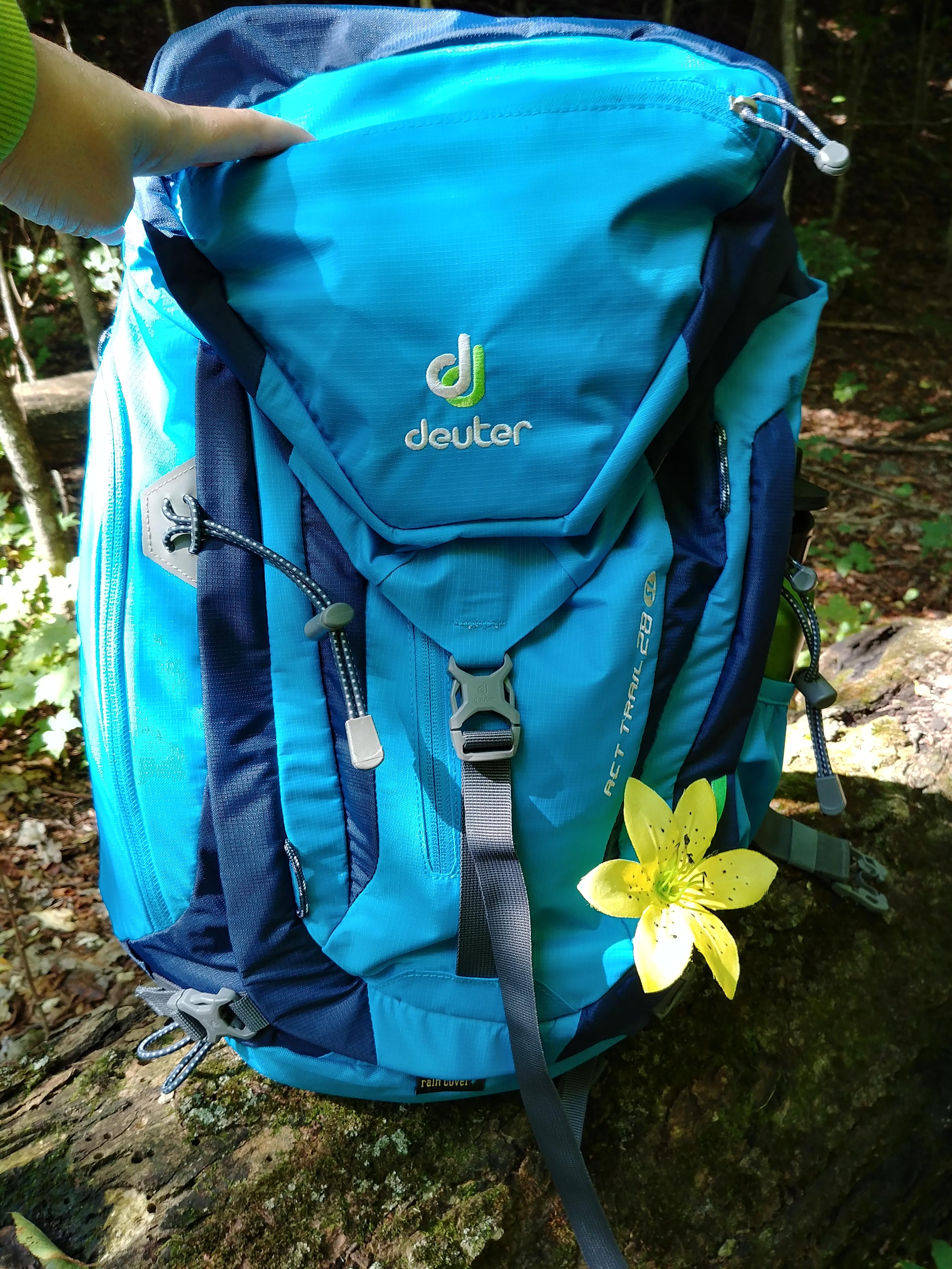 marktfähig neueste kaufen Sonderrabatt Deuter ACT Trail 28 SL Backpack is simply the best! – Take ...