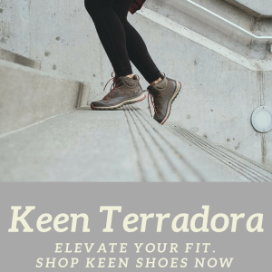 Keen Terradora Waterproof Hiking Boots