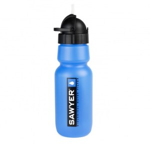 Personal Water Filtration Bottle