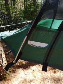 Lawson Hammock Tent! Be Free, Be Adventurous, Roam More