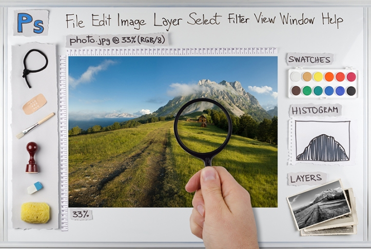 3 Latest Trends That Are Shaking Photoshop Services