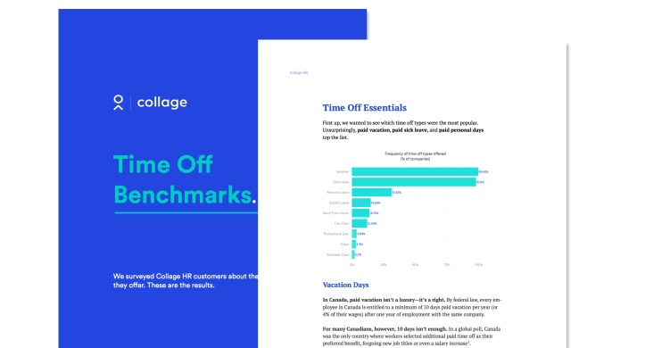 Guest post: The 2017 Paid Time Off Benchmarks Report [Free Download]