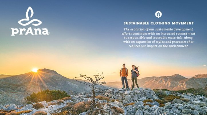 #fallforprAna - Support Fair Trade & Labor, Sustainability, Organic & Recycled Materials