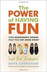 The Power of Having Fun Book Cover