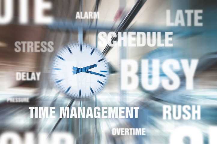 Tips on Managing A Busy Work Schedule