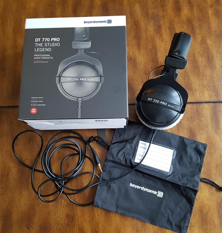 Beyerdynamic DT 770 Pro Headphones Review