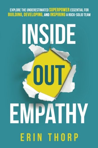 Inside Out Empathy Book Cover