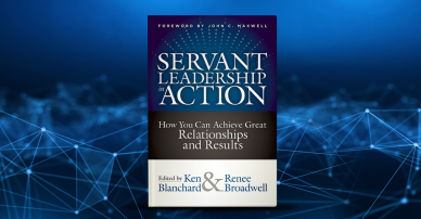 Servant Leadership In Action Book