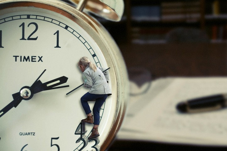 5 Time Management Tips for Unorganized People - #NewYearsResolutions