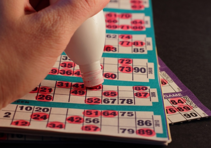 Thursday Throwback for Fun: The History of Bingo