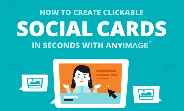 How to Create Clickable Social Cards in Seconds