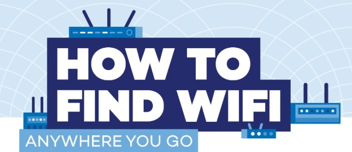 Become an Expert at Finding WiFi Anywhere You Go