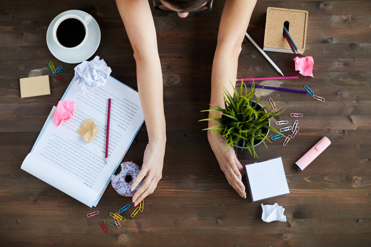 Ways To Make an Office More Organized and Conducive