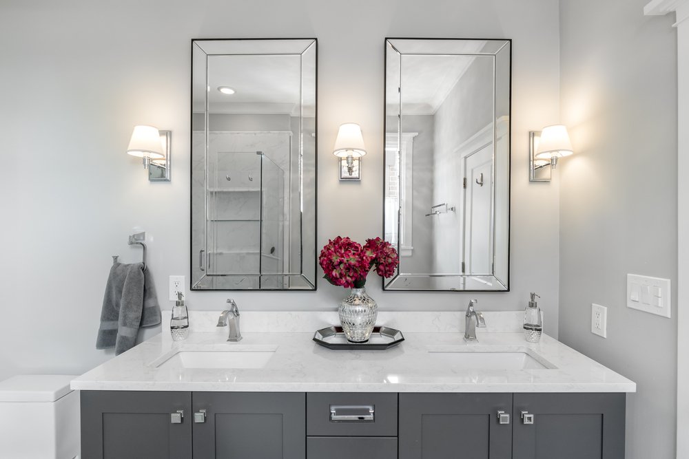 7 Ways To Make A Small Bathroom Feel Bigger Take It Personel Ly