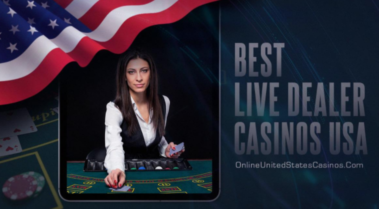 10 Best Live Dealer Casinos In The Usa Take It Personel Ly
